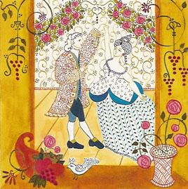 George and Martha Dance